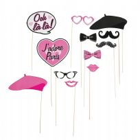 Paris Photo Stick Props (12)
